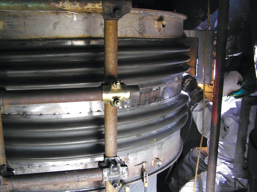 Installazione Clam Shell - Italia